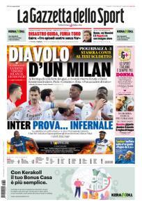 La Gazzetta dello Sport - 8 Marzo 2021