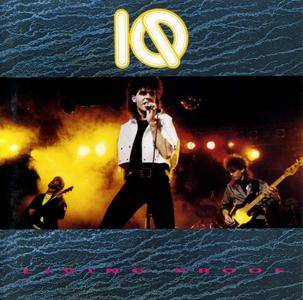 IQ - Living Proof (1986) {1992, Remastered}