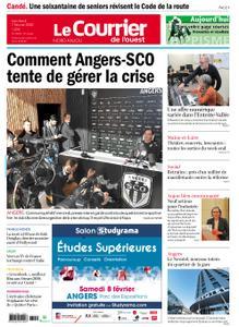 Le Courrier de l'Ouest Nord Anjou – 07 février 2020