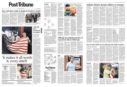 Post-Tribune – March 08, 2021