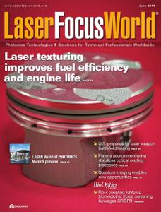 Laser Focus World - June 2019