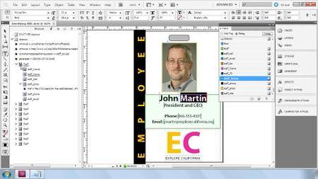 InDesign CS5: Dynamic Publishing Workflows in XML