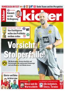 Kicker – 05. August 2021