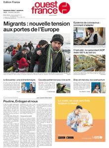 Ouest-France Édition France – 04 mars 2020
