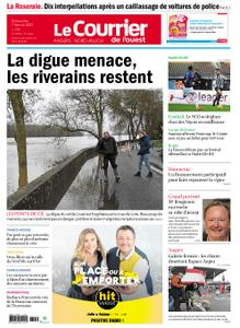 Le Courrier de l'Ouest Angers – 07 février 2021