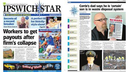Ipswich Star – July 31, 2018