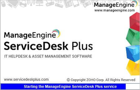 ManageEngine ServiceDesk Plus 10.5 Build 10503 Enterprise