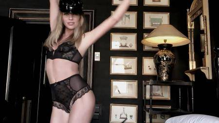 LOVE Advent 2016: Day 7 - Abbey Clancy by Liz Collins