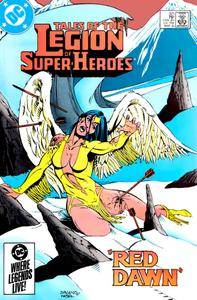 Tales of the Legion of Super-Heroes 321 1985-03
