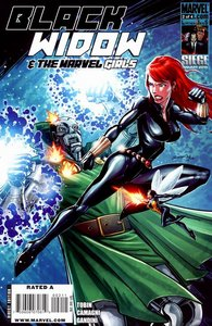 Black Widow and The Marvel Girls #2 (Of 5)