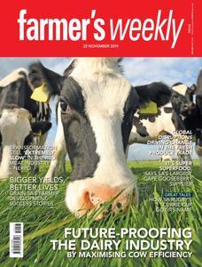 Farmer's Weekly - 22 November 2019