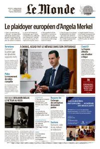 Le Monde du Dimanche 28 et Lundi 29 Juin 2020