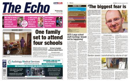 Evening Echo – August 26, 2020