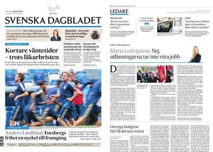 Svenska Dagbladet – 18 juni 2018