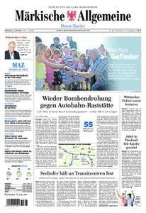 Märkische Allgemeine Dosse Kurier - 11. Juli 2018