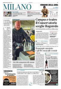 Corriere della Sera Milano – 22 maggio 2019