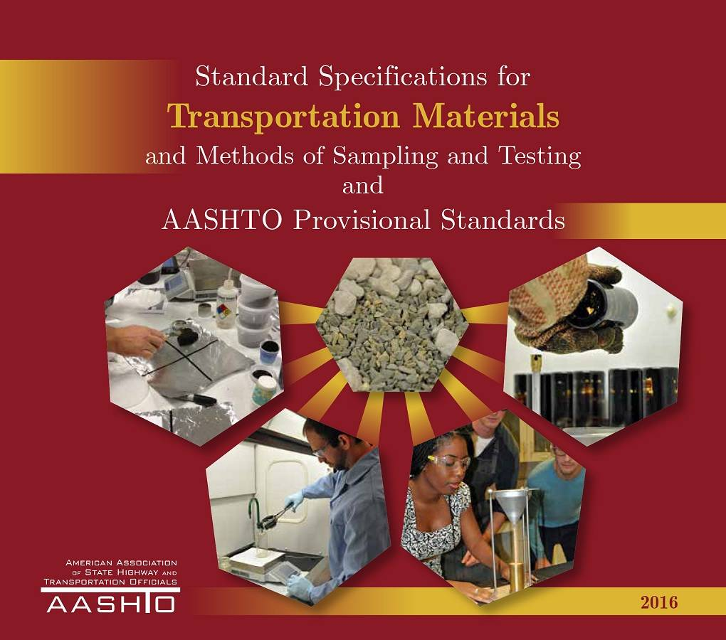 Standard Specifications for Transportation Materials and Methods of Sampling and Testing (35th Edition)