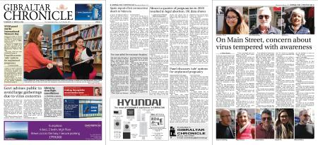 Gibraltar Chronicle – 05 March 2020