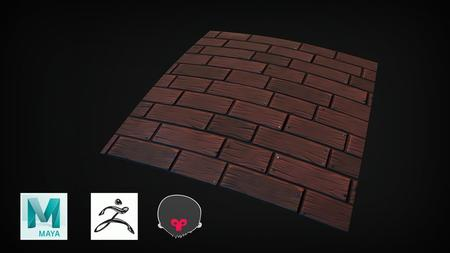 Create Video Game Tileable Textures From Scratch