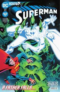 Superman 029 (2021) (Webrip) (The Last Kryptonian-DCP