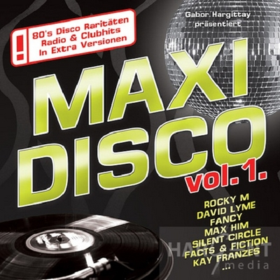 VA - Maxi Disco Megamixes Vol 01 (Happy New Year) 2009