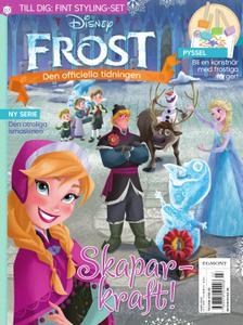 Frost – 10 oktober 2019