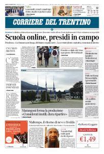 Corriere del Trentino – 28 marzo 2020