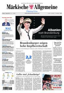 Märkische Allgemeine Fläming Echo - 09. August 2019