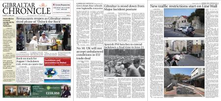 Gibraltar Chronicle – 02 June 2020