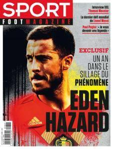 Sport Foot Magazine - 20 Juin 2018
