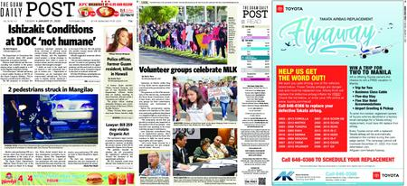 The Guam Daily Post – January 21, 2020