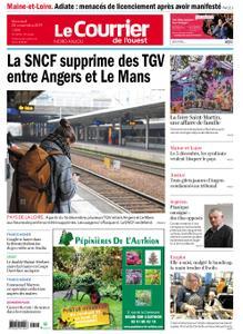 Le Courrier de l'Ouest Nord Anjou – 20 novembre 2019
