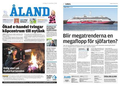 Ålandstidningen – 10 november 2018