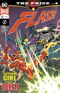 0 Day Of Week 2019 02 27 The Final Batch  yEnc The Flash 065 (2019) (2 covers) (Digital) (Zone Empire