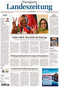 Thüringische Landeszeitung – 11. Dezember 2019