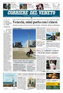 Corriere del Veneto Vicenza e Bassano - 24 Marzo 2019
