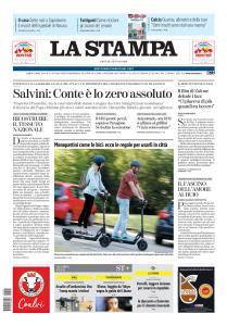 La Stampa Imperia e Sanremo - 2 Gennaio 2020