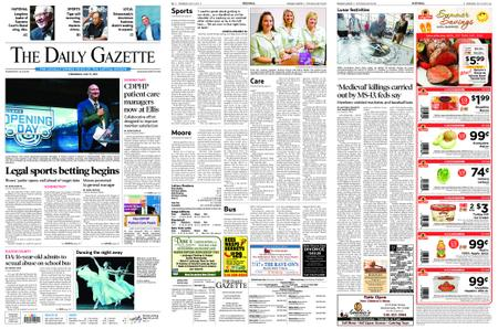 The Daily Gazette – July 17, 2019