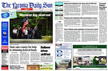 The Laconia Daily Sun – May 29, 2018