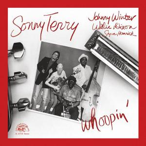Sonny Terry with Johnny Winter & Willie Dixon - Whoopin' (1984)
