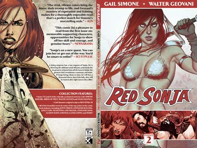 Red Sonja v02 - The Art of Blood and Fire (2014) (Digital) (DR & Quinch II-Empire