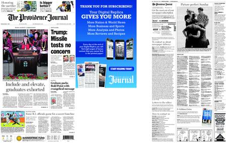 The Providence Journal – May 27, 2019