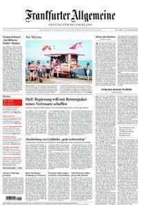 Frankfurter Allgemeine Zeitung F.A.Z. - 14. Juli 2018