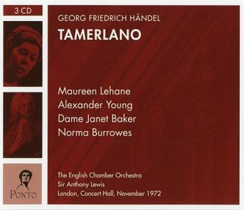 Anthony Lewis, The English Chamber Orchestra, Janet Baker - Handel: Tamerlano (2008)