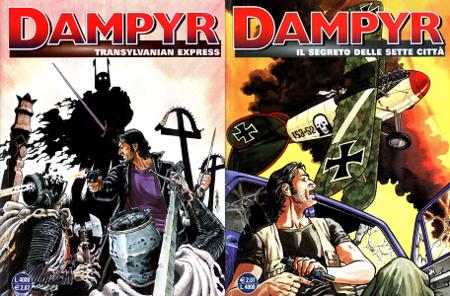 Dampyr - Volumi 21-22