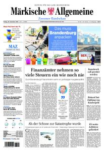 Märkische Allgemeine Zossener Rundschau - 28. Dezember 2018