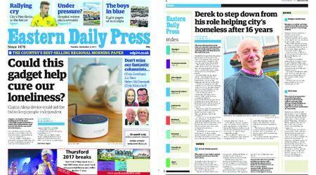 Eastern Daily Press – September 05, 2017