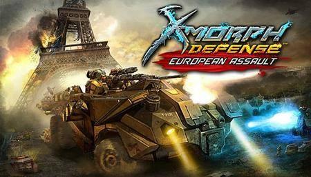 X-Morph: Defense - European Assault (2018)