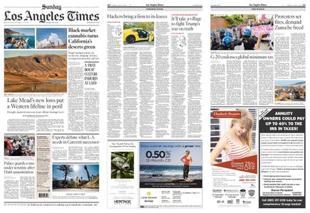 Los Angeles Times – July 11, 2021