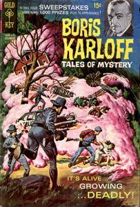 Boris Karloff Tales of Mystery 028 1969